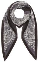 Loro Piana Luci Al Lake cashmere scarf