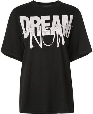 Haider Ackermann 'Dream now' T-shirt