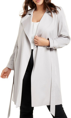 Forever New Curve Lettie Soft Curve Trench Jacket