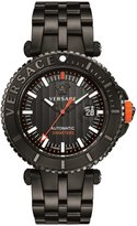 Versace Men's 'V-Race' Automatic Stainless Steel Casual Watch, Color: (Model: VAL010016)