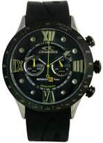 Chronotech Men's CT.7889M/04 Renault F1 Rubber Watch