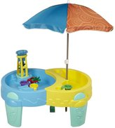 Step2 Step 2 Shady Oasis Sand And Water Play Table