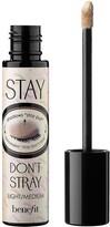 Benefit Cosmetics Stay Don't Stray 360 Degree Stay Put Eyeshadow Primer