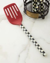 Mackenzie Childs MacKenzie-Childs Courtly Check Red Slotted Turner