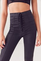 BDG Twig High-Rise Skinny Jean – Lace Up Black