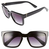 A. J. Morgan Women's A.j. Morgan Active 50Mm Sunglasses - Black