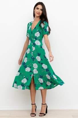 YumikimYumi Kim ELEANOR SILK DRESS