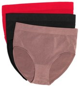 Wacoal 'B Smooth' Seamless Briefs (3-Pack)