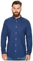 RVCA That'll Do Oxford Long Sleeve Men's Long Sleeve Button Up