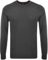 Luke 1977 Long Honey T Shirt Grey