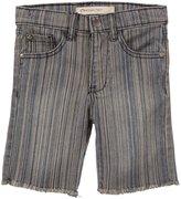 Appaman Denim Shorts (Toddler/Kid) - Railroad-6