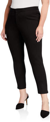 NYDJ Plus Ponte Ankle Pants