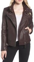 Mackage Women's Lisa Signature Leather Jacket