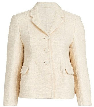 MARC JACOBS, THE Boucle Shaped Jacket
