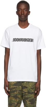 Neighborhood White Archive No. 0201 CI T-Shirt