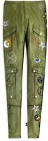Terez Girls' Cargo Print Leggings - Sizes 7-16