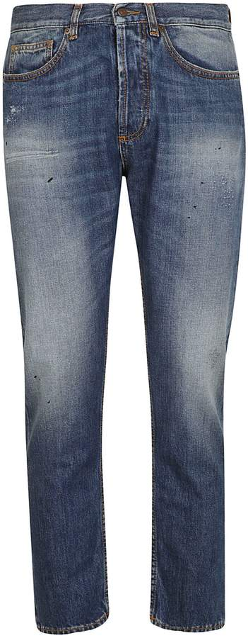 Mauro Grifoni Distressed Jeans