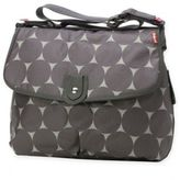 Babymel BabymelTM Satchel in Jumbo Grey Dot