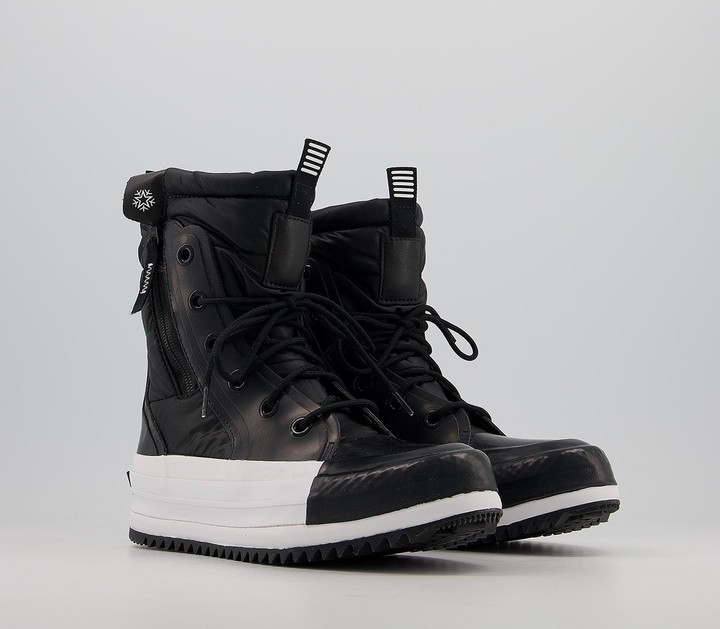 Thumbnail for your product : Converse Mc Boots Black Black White