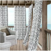 Elrene Marin Indoor/Outdoor Window Curtain Panel