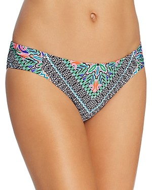 Laundry by Shelli Segal Bohemian Hipster Bikini Bottom