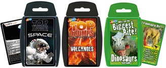 Top Trumps Card Game Bundle - Unbelievable Universe