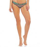 Coco Rave Musical Stripe Mermaid Ruffle Edge Bottom
