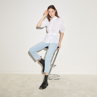 Sandro Shirt with removable belt