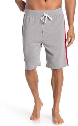 Calvin Klein Logo Stripe Lounge Sleep Shorts