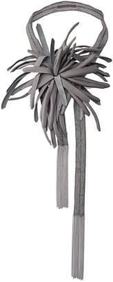 Fabiana Filippi chain-embellished necklace