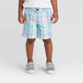 Osh Kosh Toddler Boys' Woven Chino Shorts -