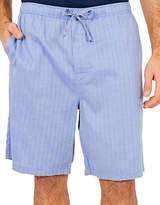 Nautica Captains Herringbone Sleep Shorts