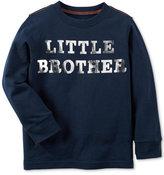 Carter's Toddler Boys' Graphic-Print Long-Sleeve T-Shirt