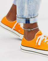 Icon Brand woven anklet
