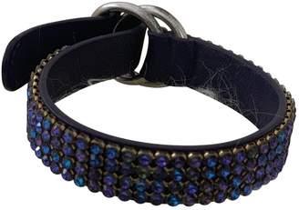 Swarovski \N Purple Crystal Bracelets