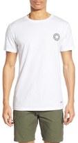 rhythm 'Letters' Graphic Crewneck T-Shirt