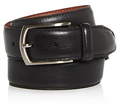 Trafalgar Men's Antonio Leather Belt