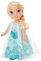 "Disney Frozen"" Elsa Doll with Blonde Hair"