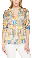Jacques Britt Women's City-Bluse 3/4-Lang Blouse