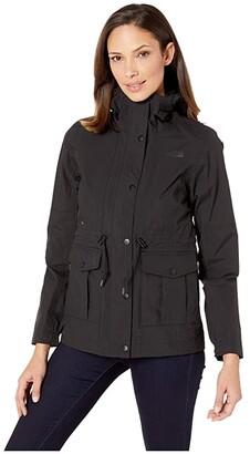 The North Face Zoomie Jacket (TNF Black) Women's Coat