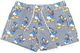 MC2 Saint Barth Disney Donald Duck Nylon Swim Shorts