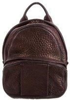 Alexander Wang Iridescent Dumbo Backpack