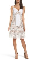 French Connection Women's Shaka Lace Dress