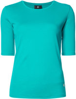 Bogner three-quarter sleeve top