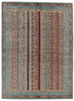 "Bashian Rugs Mansehra Hand-Knotted Wool Rug (5'11""x8'10"")"