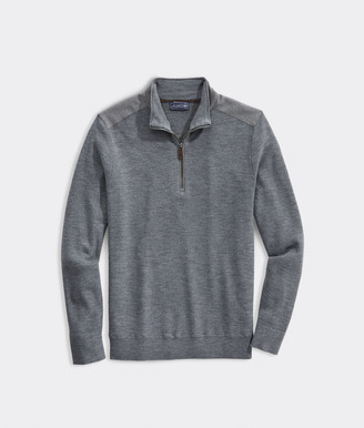 Vineyard Vines Grant 1/2-Zip Sweater