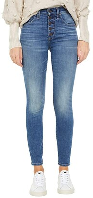 Lucky Brand Bridgette Skinny Jeans in Radient (Radient) Women's Jeans