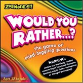 Zobmondo Zobmondo!! Would You Rather...? Classic Board Game
