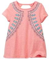Jessica Simpson Embroidered Tee (Little Girls)