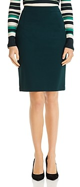 BOSS Vaxine Vichy Check Pencil Skirt